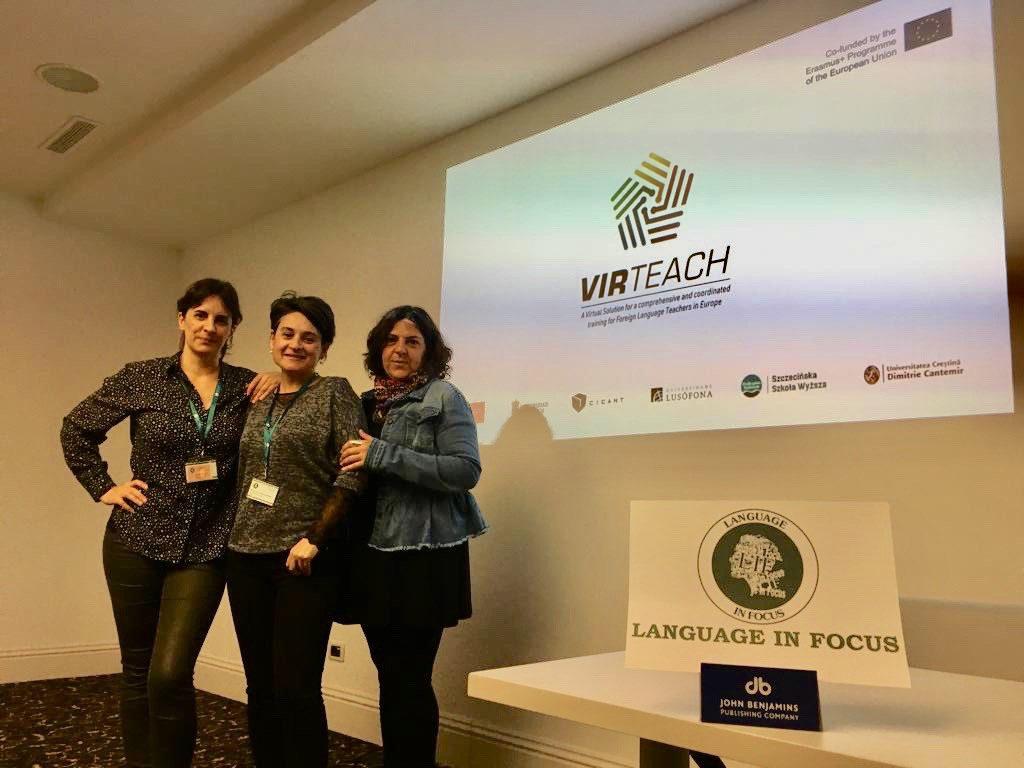 VirTeach presented at LIF19